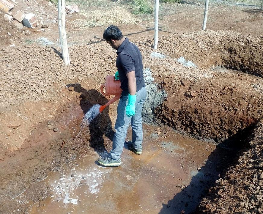 Pre Construction Anti Termite Treatment Services In Chirag Delhi